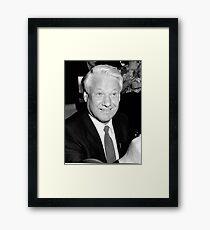 Boris Yeltsin Framed Print