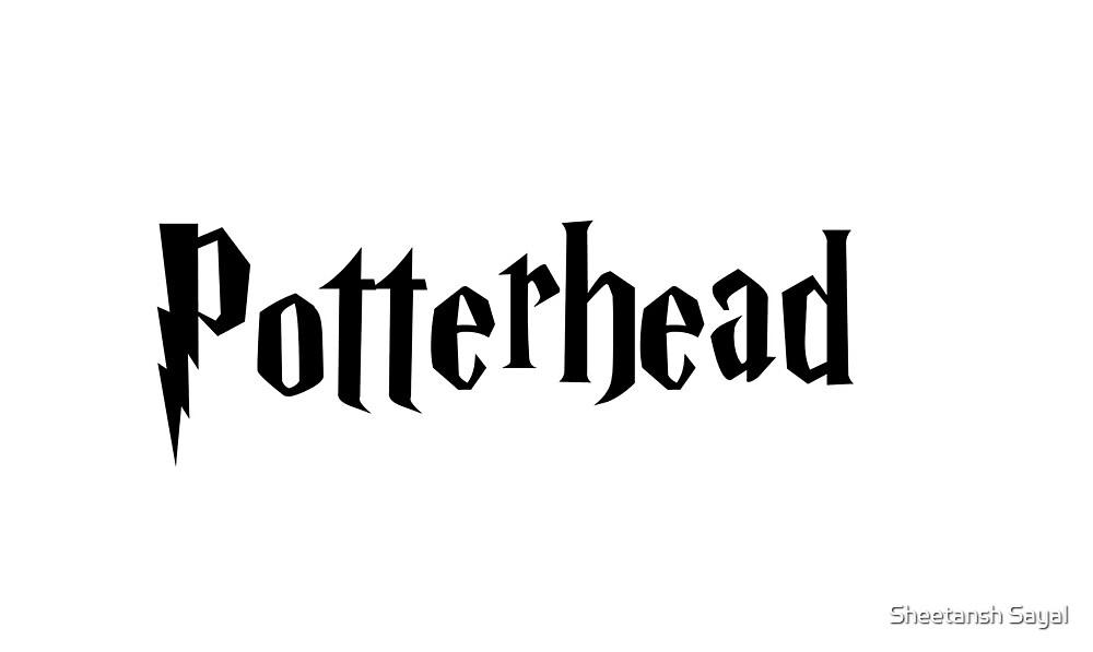 potterhead by Sheetansh Sayal