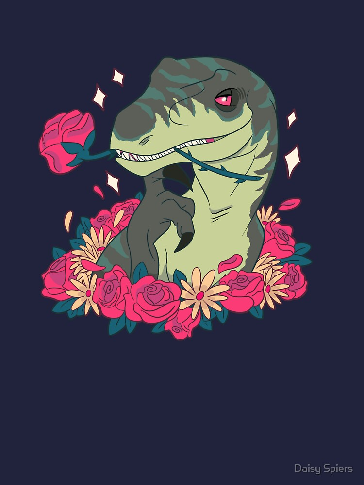 Ravishing Raptor by daisyspiers
