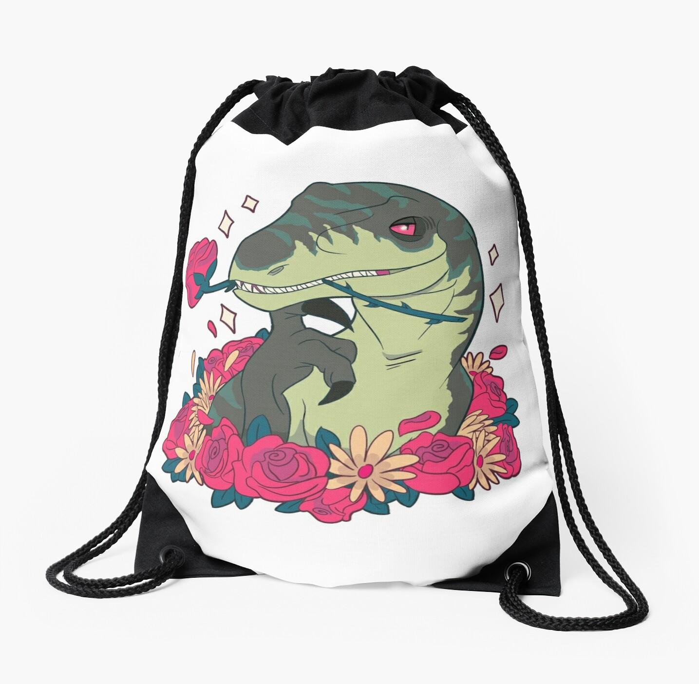 Ravishing Raptor by Daisy Spiers