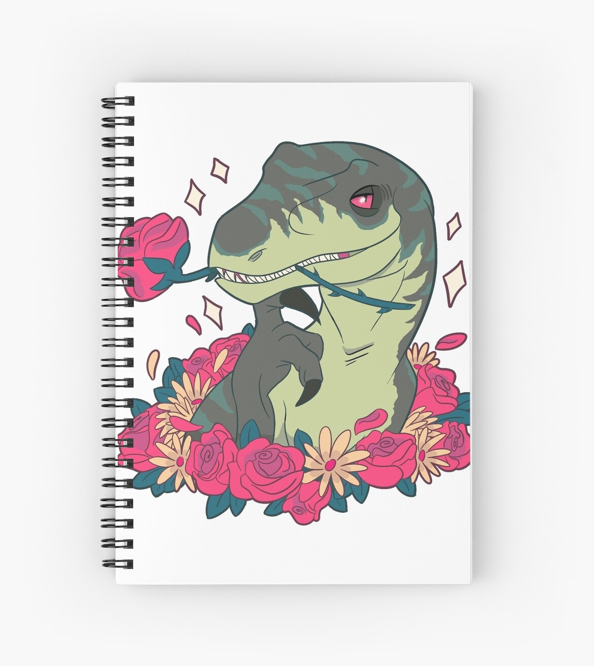 Ravishing Raptor by Daisy Spiers