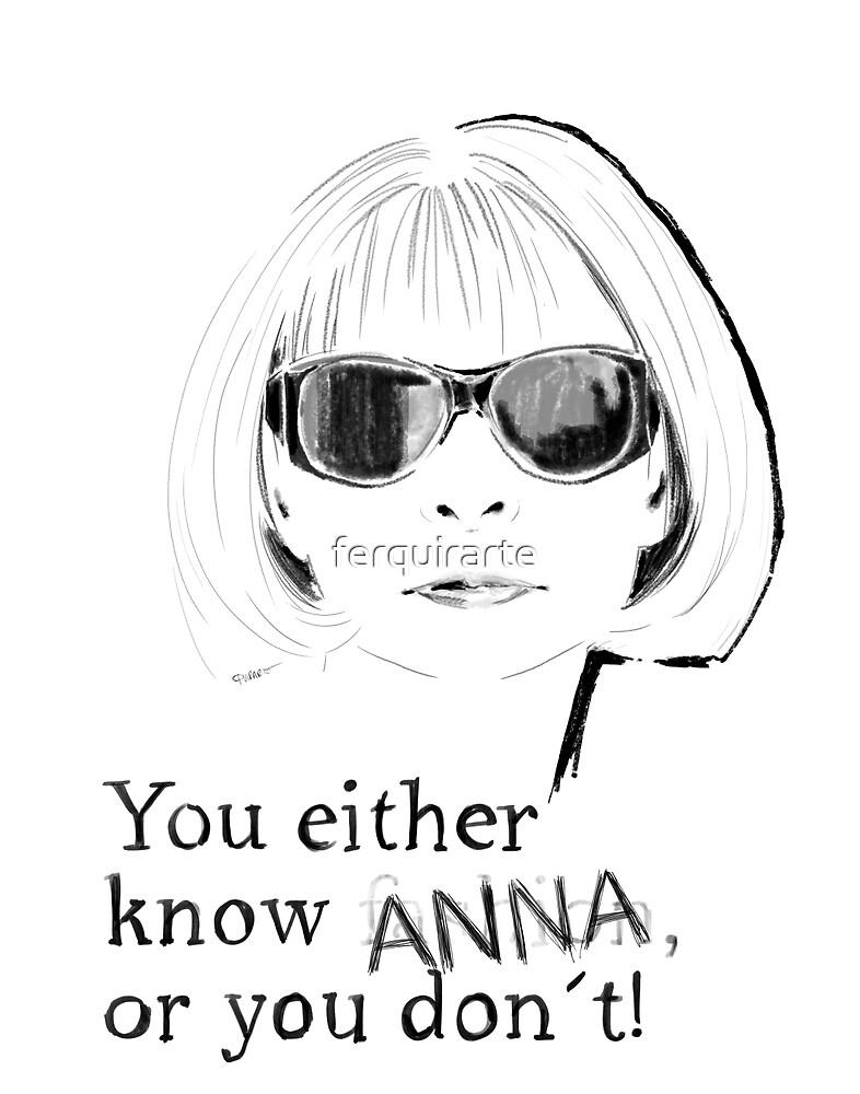 Anna by ferquirarte