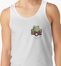Pocket Substitute (Pokeball) Tank Top