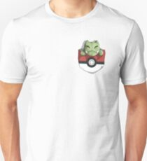 Pocket Substitute (Pokeball) Unisex T-Shirt