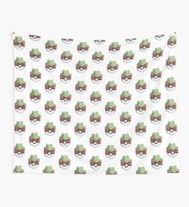 Pocket Substitute (Pokeball) Wall Tapestry