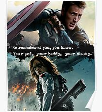 Your Bucky  Poster
