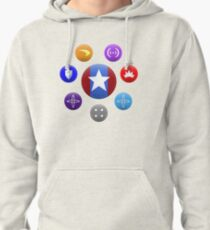 Heroic Archetypes v1 Pullover Hoodie