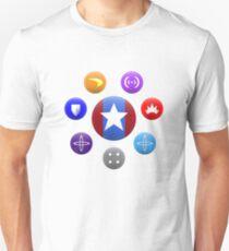 Heroic Archetypes v1 Unisex T-Shirt