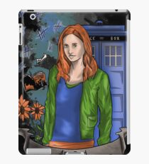 The girl WHO waited. iPad Case/Skin