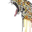 Jaguar by Calum Margetts Illustration