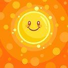 Summer Sun by MissChatZ