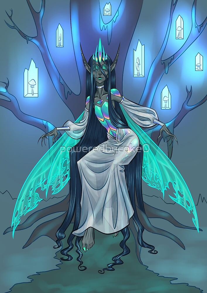 Cave Queens and Rotting Thrones by poweredbycoke0