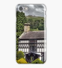 Storm Over Plas Newydd iPhone Case/Skin