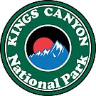 KINGS CANYON NATIONAL PARK CALIFORNIA MOUNTAINS HIKE HIKING CAMP CAMPING by MyHandmadeSigns