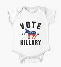 Vintage Vote Hillary Clinton 2016 Womens Shirt Kids Clothes