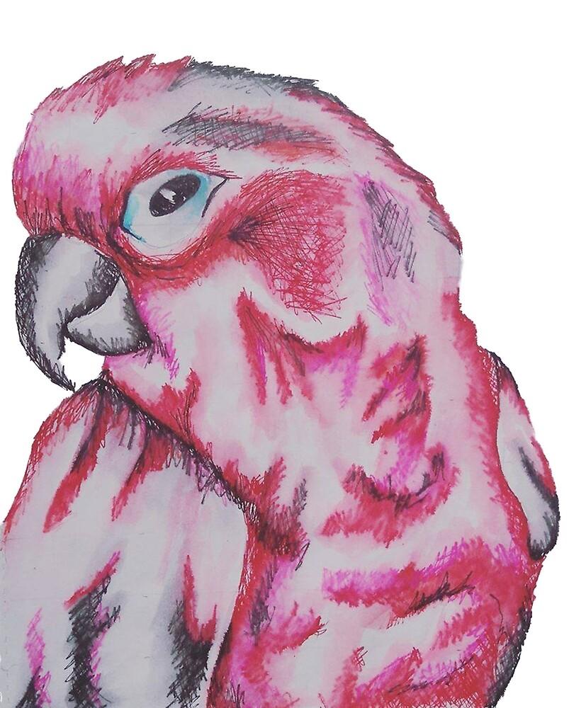 Parrot by Boscy