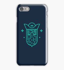 Mysterious pirate iPhone Case/Skin