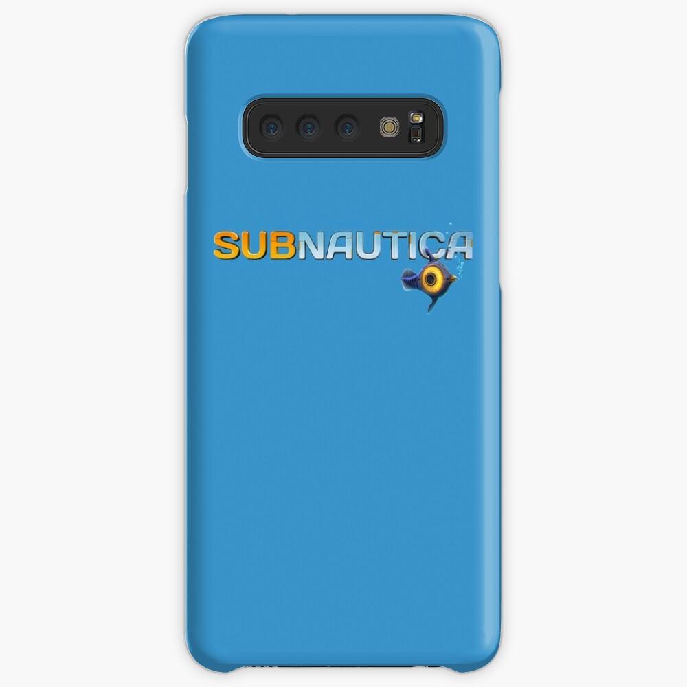 Subnautica Logo Case & Skin for Samsung Galaxy