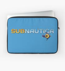 Subnautica Logo Laptop Sleeve