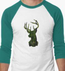 Big Buck Men's Baseball ¾ T-Shirt