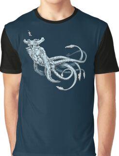 Sea Emperor Transparent Graphic T-Shirt