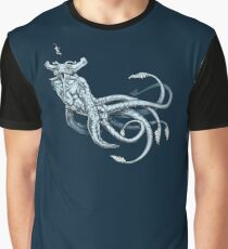 Sea Emperor Transparent Graphic T-Shirt
