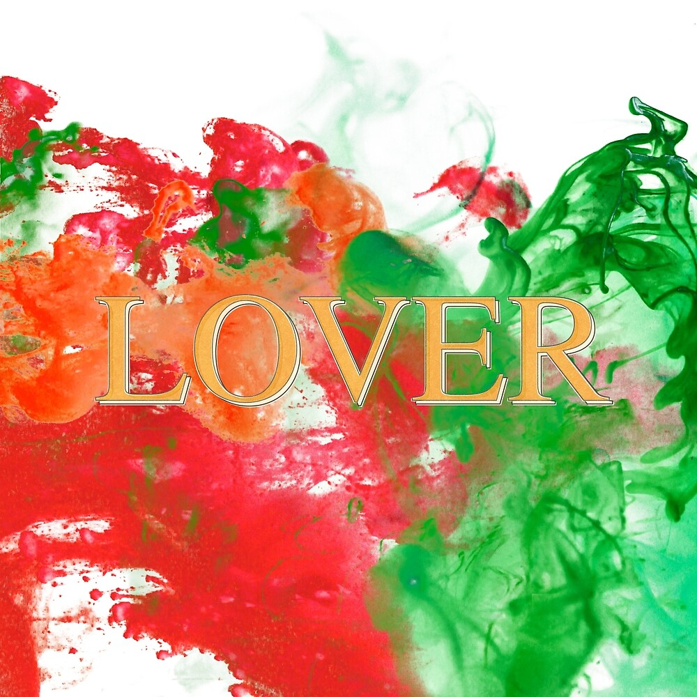 Lover by Hell-Prints