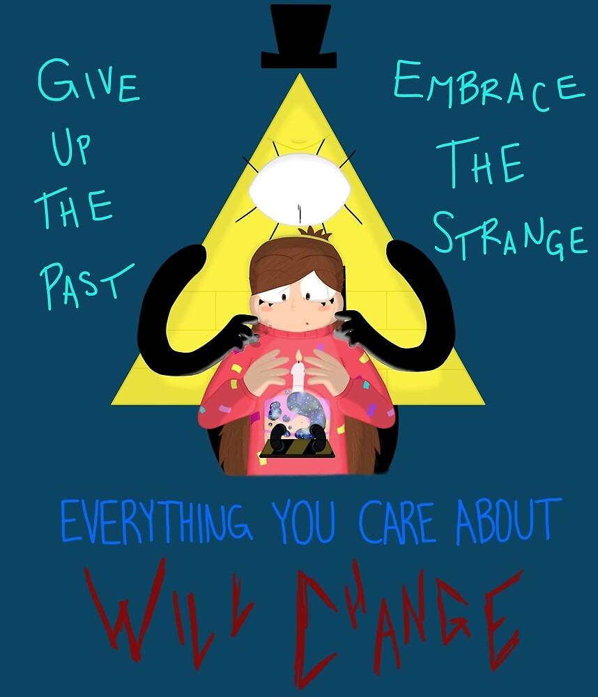 Embrace the Strange by KatieFitness