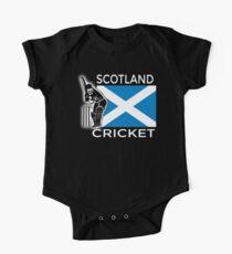 Scotland Cricket One Piece - Short Sleeve