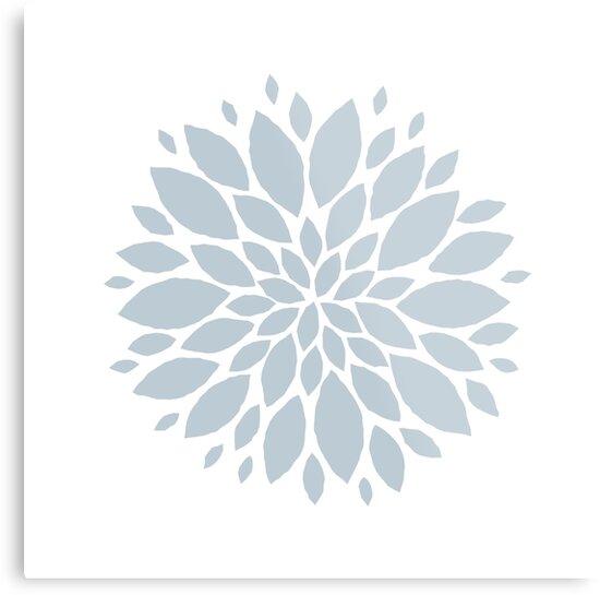 White Petals #2 by blikk