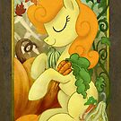 Autumn's Golden Harvest by EchoesLight
