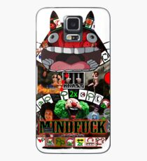 Totoro Mindfuck Case/Skin for Samsung Galaxy