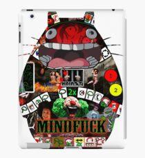 Totoro Mindfuck iPad Case/Skin