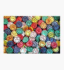 Multi-coloured emotions Photographic Print