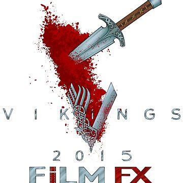 FilmFX Ireland - Vikings 2015 Back Stab by KEITHBYRNEFX