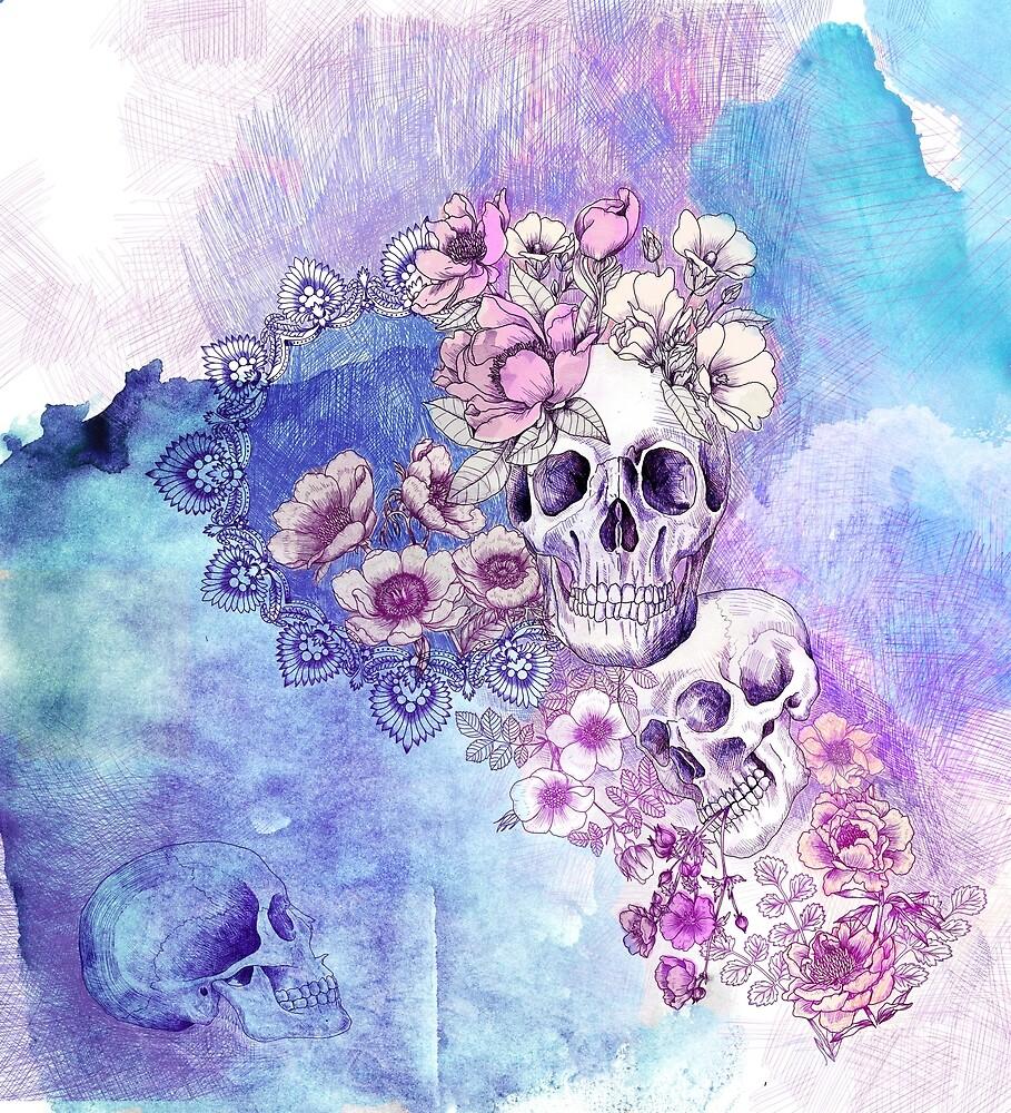 maiden in the mirror 2 by mariposablu
