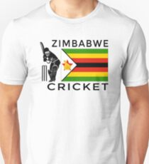 Zimbabwe Cricket Unisex T-Shirt