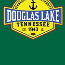 DOUGLAS LAKE TENNESSEE BOATING ANCHOR TENNESSEE VALLEY AUTHORITY TVA BOAT 2 by MyHandmadeSigns