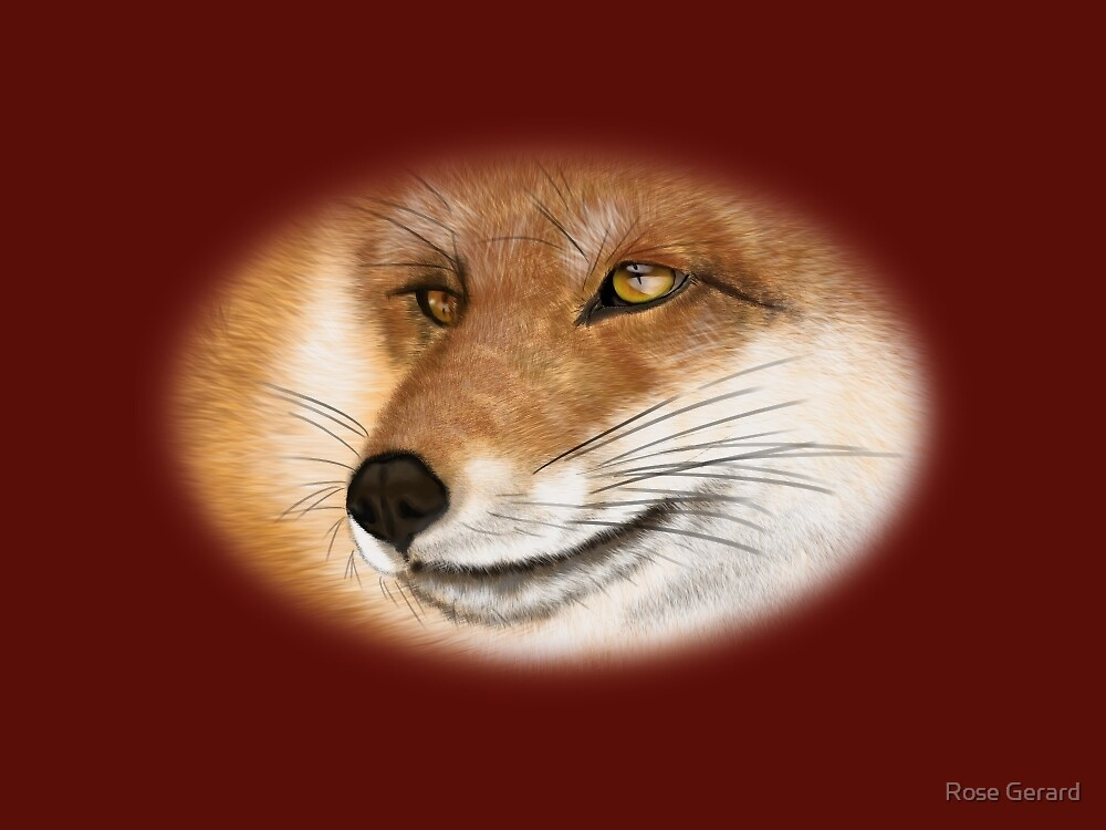 Red Fox by Rose Gerard