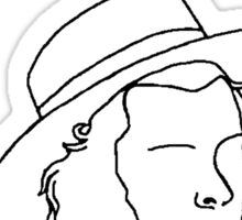 STYLES outline Sticker