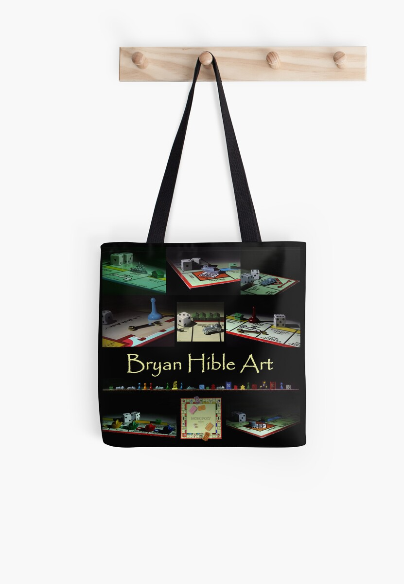 BHA tote bag by bryanhibleart
