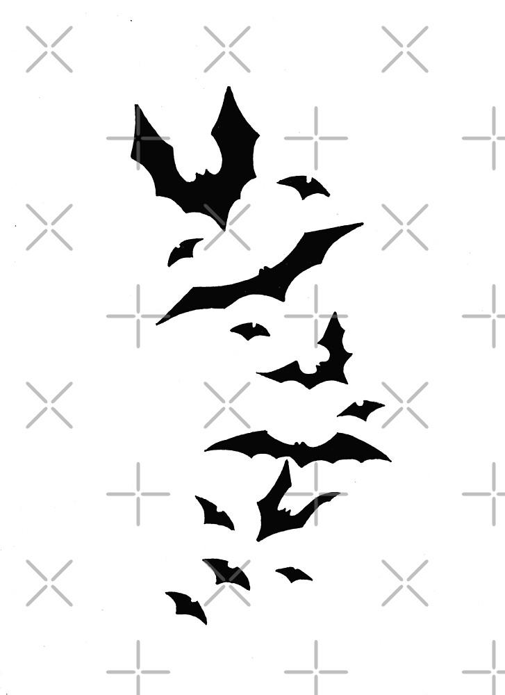 Bats by BlackDevil