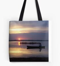 Tranquil Lagoon Scene Tote Bag