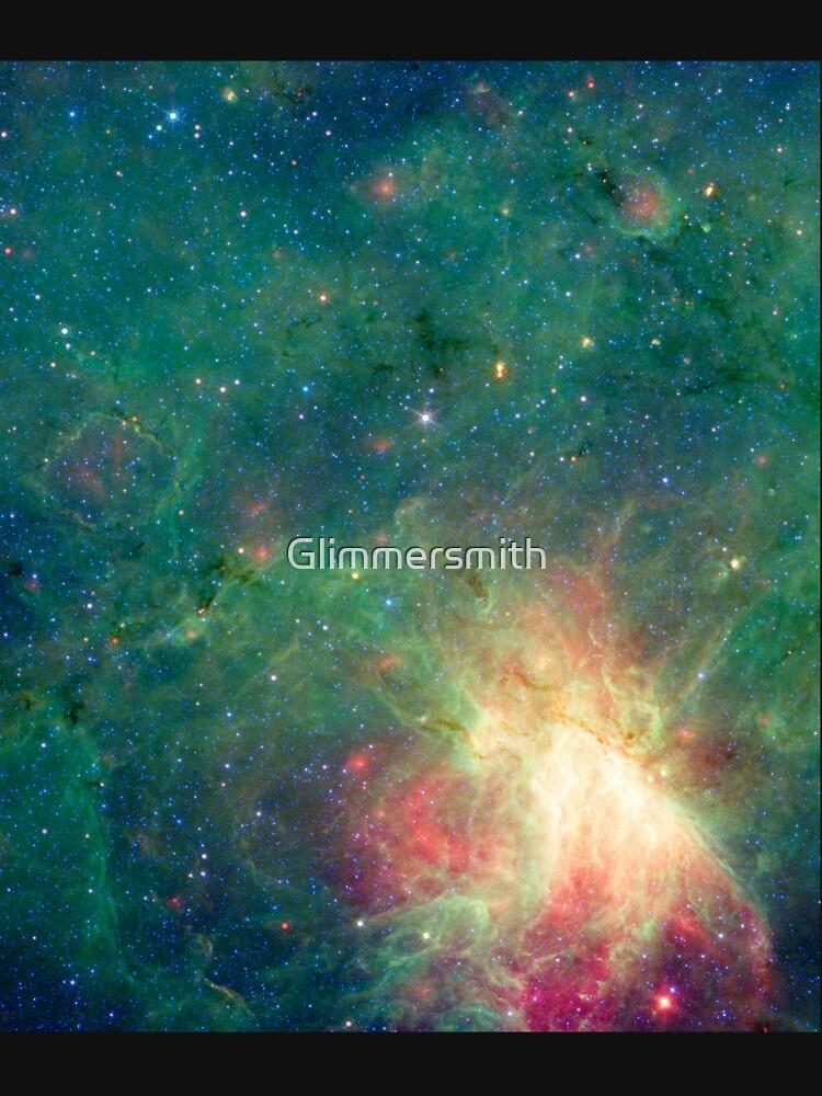 Abkürzung, Omega-Nebel, Weltraum, Astrophysik, Astronomie von Glimmersmith
