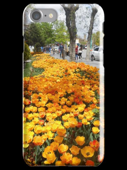 Yellow tulips by rasim1