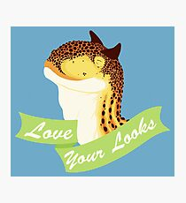 Love Your Looks Carno Photographic Print
