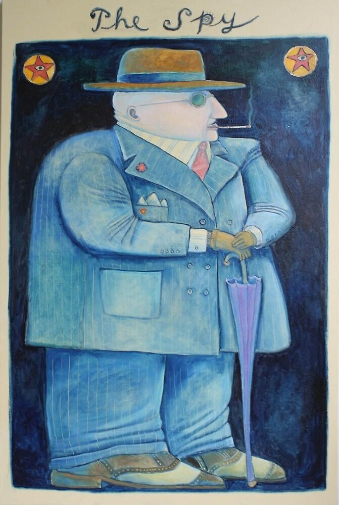 The Spy by Lencho