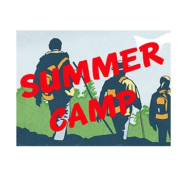 Summer Camp #5 by dianeblocker