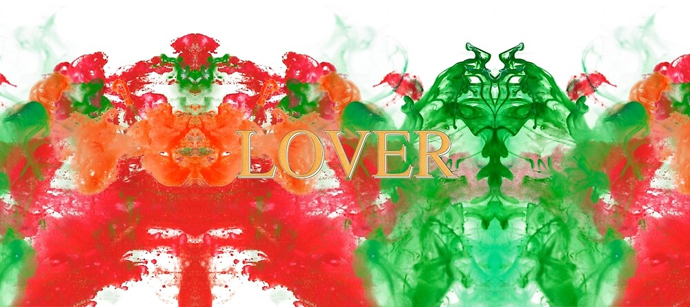 Lover CINEMASCOPE by Hell-Prints