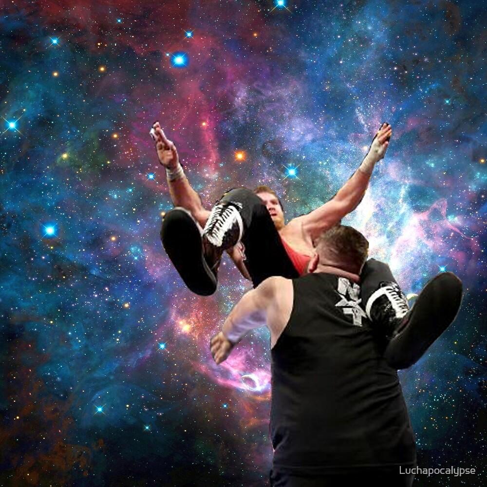 Kevin Sami Galaxy by Luchapocalypse